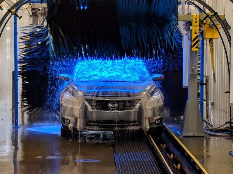 Выбор оборудования для автомобильной мойки