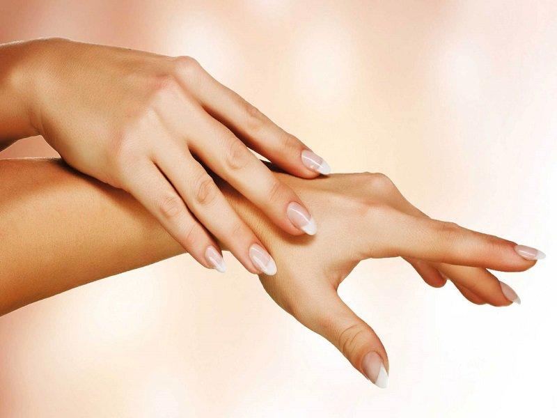 Несколько шагов к ухоженной коже рук